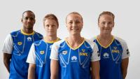 Huawei ny officiell partner till svenska simlandslaget