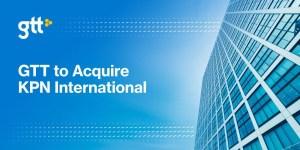 GTT förvärvar KPN International 1