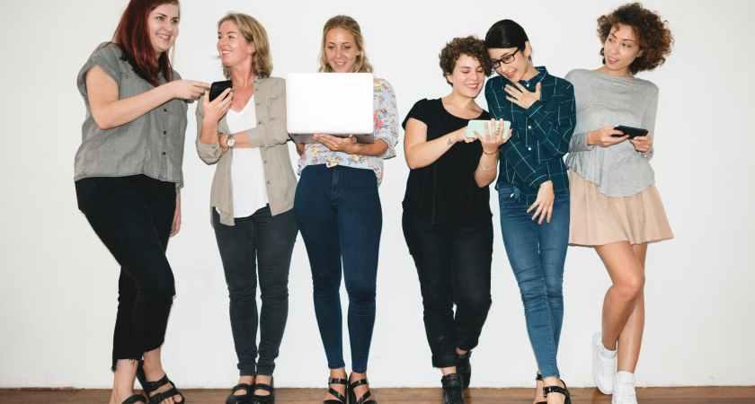 Kvinnor i it-branschen hittar till Atea när Stockholmsregionen storsatsar