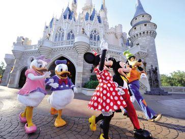 Walt Disney World Resort väljer wi-fi från Aruba 1