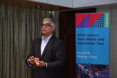 Lenovo utlovar smartare teknik för alla 1