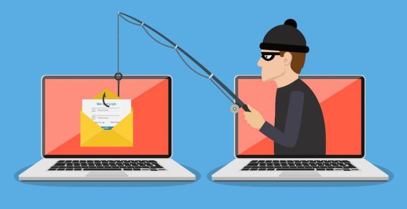 Phishing ökar medan skadlig programvara minskar