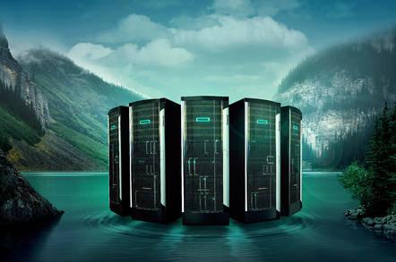 HPE levererar intelligent modulär infrastruktur