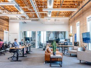 Allt fler kontor satsar på miljövänlig teknik 1