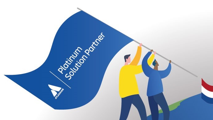 Eficode är en Atlassian Platinum Solution Partner i fem länder