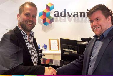 Advania utökar sin satsning på industrisektorn - ingår samarbete med App4mation 1