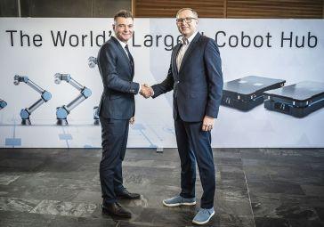 Världens största hub för samarbetsrobotar byggs i Danmark 1