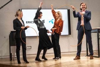 Telenor Sverige och Ericsson rustar industrin för 5G 1