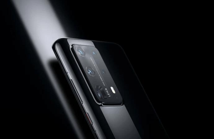 Nya Huawei P40-serien accelererar mobilkameran med banbrytande sensor