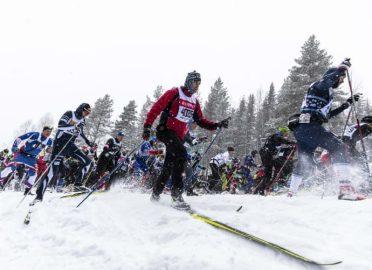 Petter Eliassen och Lina Korsgren vann Vasaloppet 2020 1