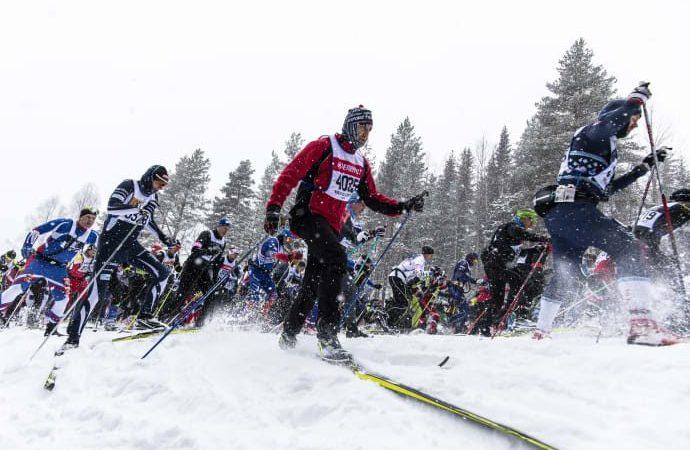 Petter Eliassen och Lina Korsgren vann Vasaloppet 2020