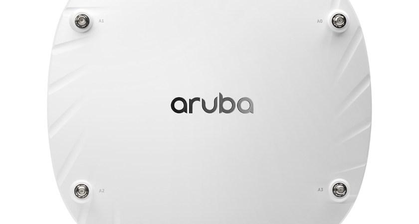 Arubas accesspunkter för inomhusbruk certifierade med Wi-Fi 6