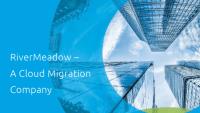 Nu kan Ingram Micro erbjuda automatiserad molnmigrering från RiverMeadow