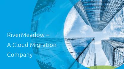 Nu kan Ingram Micro erbjuda automatiserad molnmigrering från RiverMeadow 1