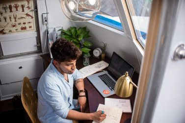 Sex tips för att arbeta effektivt hemifrån 1