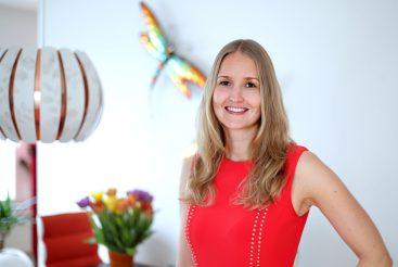 Nina Åxman är Framtidens kvinnliga ledare 2020 1