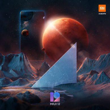 Xiaomi introducerar nya operativsystemet MIUI 12 1