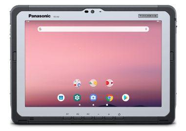 """Panasonic lanserar toughbook A3 - robust och kraftfull android -surfplatta med 10,1""""- skärm 1"""