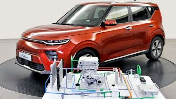 Kia avslöjar förfinad teknik bakom elbilarnas effektivitet 1