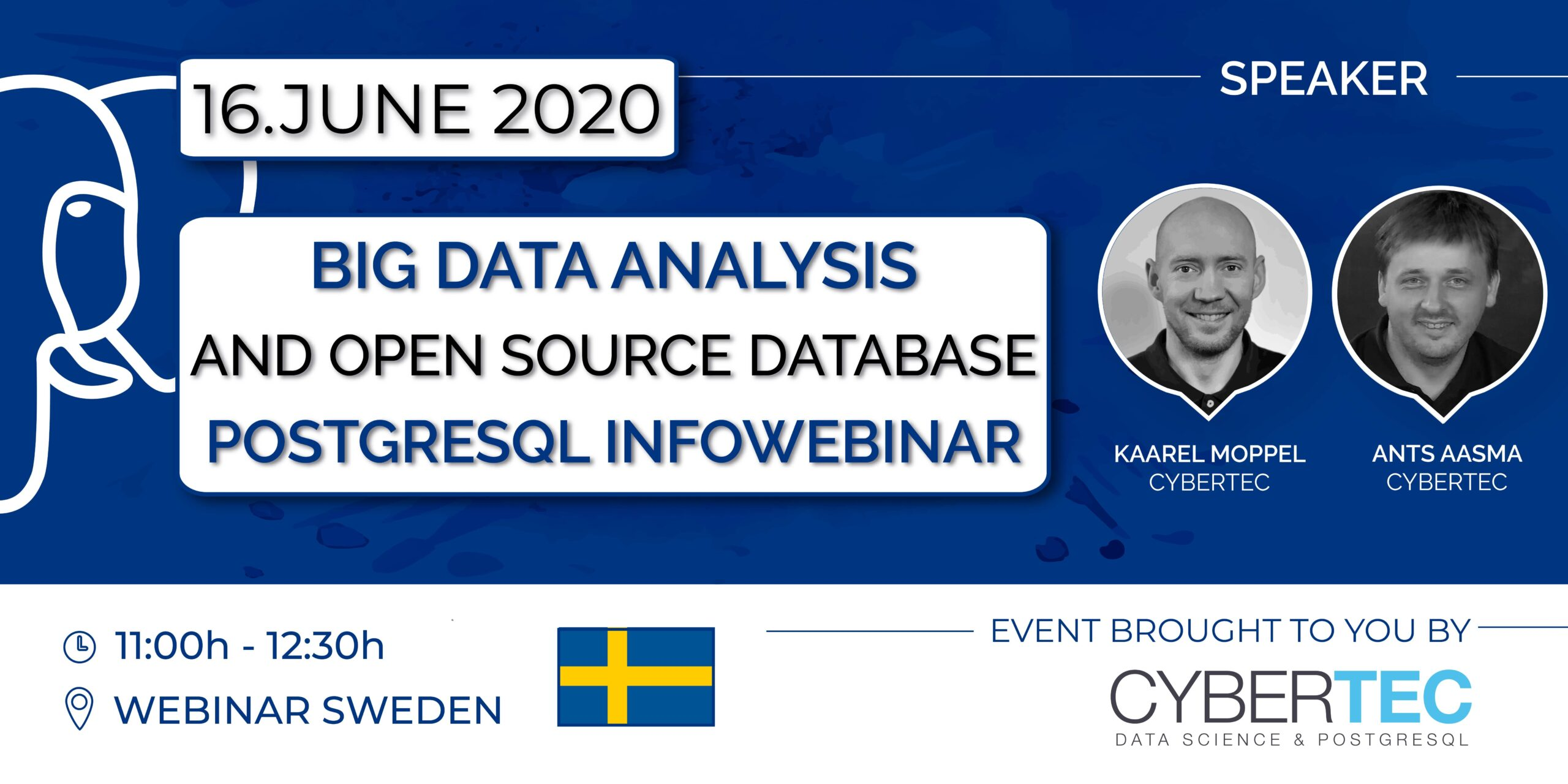 Big Data Analysis and open source database PostgreSQL Infowebinar 1