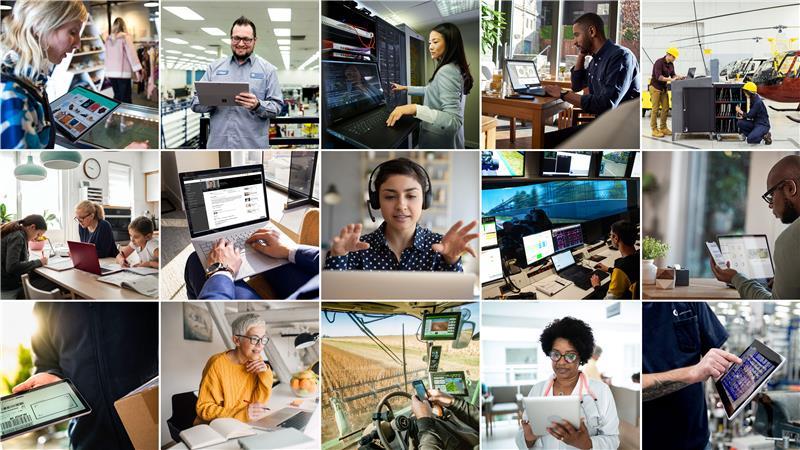 Initiativ från Microsoft ska öka den digitala kompetensen hos 25 miljoner människor