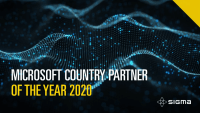 Sigma IT utses till Microsoft Country Partner of the Year