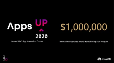 Huawei sätter prispott till en miljon dollar i jakten på framtidens appar 1