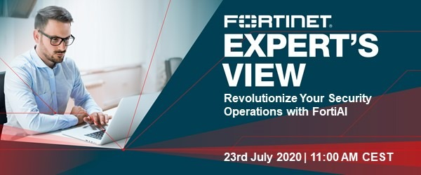 WEBINAR: Revolutionize Your Security Operations with FortiAI 1