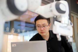 Örebroforskning ger ögon till robotar 1