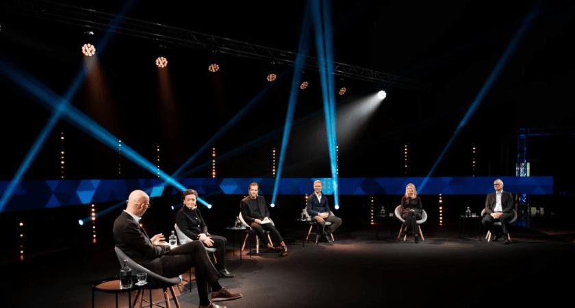 Huawei i samtal om AI och hållbarhet på Techarenan Summit