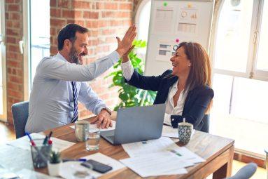 Proact vinner partnerpris från Dell Technologies 1