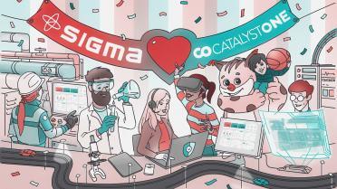 Sigma vinner årets HR-systemprojekt med CatalystOne 1
