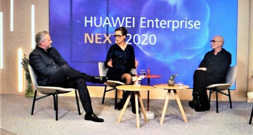 Huawei Next 2020- Den digitala världen efter covid