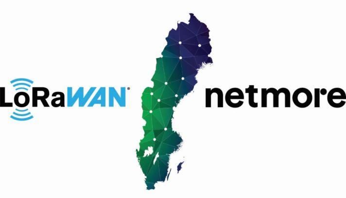 Kraftig tillväxt för Netmores IoT-nät i Sverige