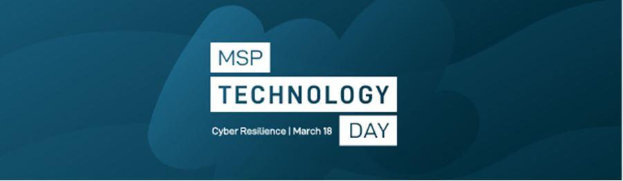 Deltag i MSP Technology Day den 18 marts 2
