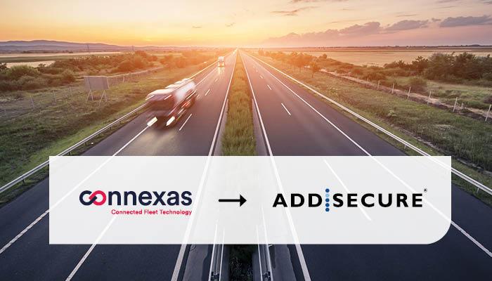 Fleet Management-företaget Connexas byter namn till AddSecure
