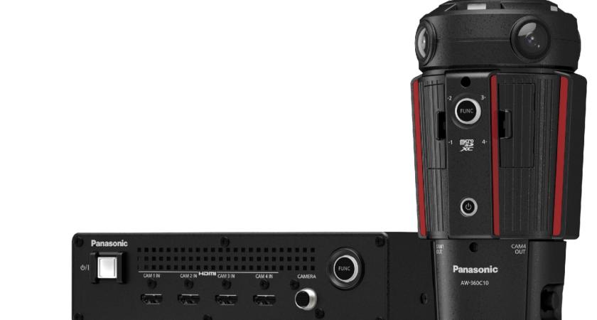 Panasonic satsar på live-produktioner