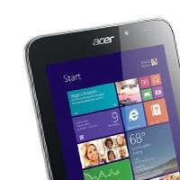 Acers nya 8-tumsplatta siktar på både konsument och företag