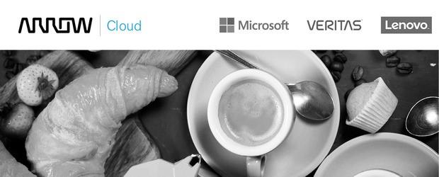Konferens med Microsoft och Lenovo samt Veritas