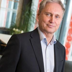 Berndt Karlsson, nordenchef Software AG.
