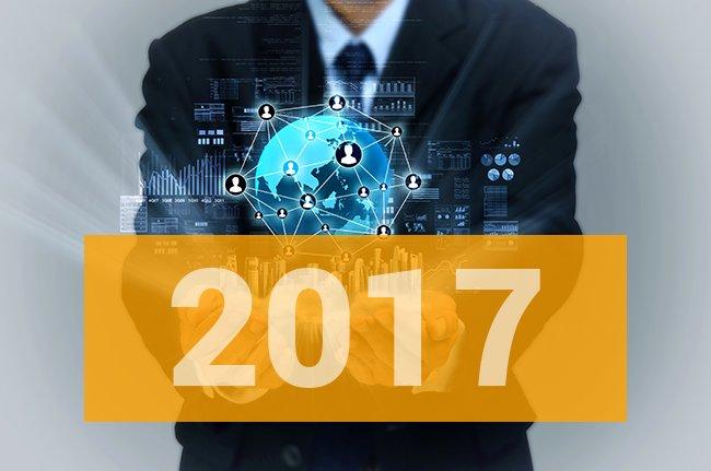 Tre tekniktrender som driver affärsutvecklingen 2017
