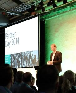Jonas Persson, vd Microsoft Sverige