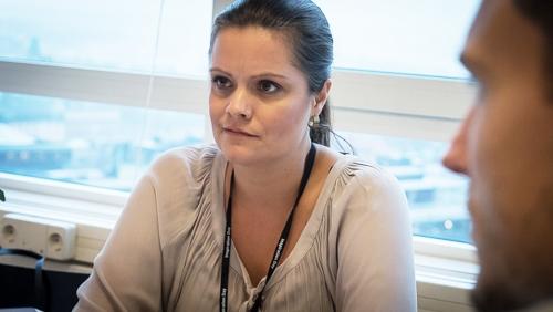 Jenny Larsson, Cygate.