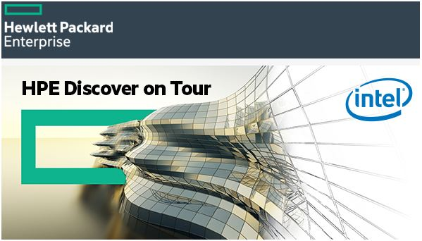 HPE Discover on Tour 1