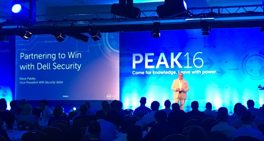 Dell Security samlar över 230 partners under EMEA PEAK16 på Malta