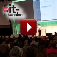 TV från Virtualiseringsdagen 2014: Johannes Malmberg, Dell