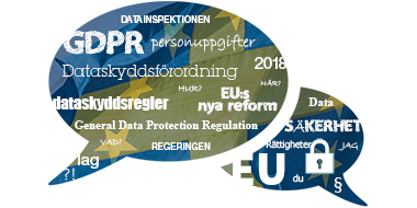 Ett år till GDPR – ny undersökning