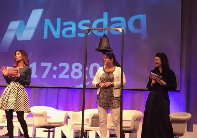 """Women in Tech """"WIT"""" 2017- ett fullbokat event och IT-Kanalen var där"""