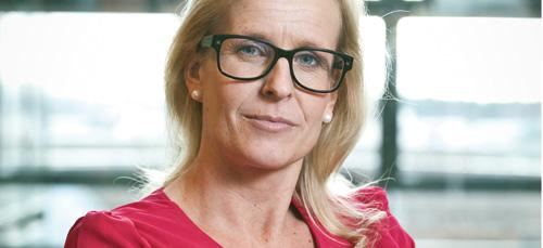 Åsa Edner, Symantec