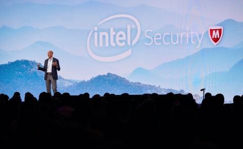 Intel Security presenterar strategi för att skydda den nya digitala ekonomin